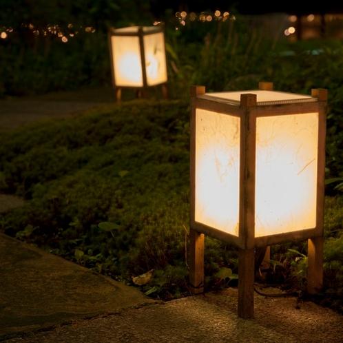 茶寮入り口行燈
