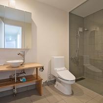 *【3BR/Shion】バスルーム&トイレ