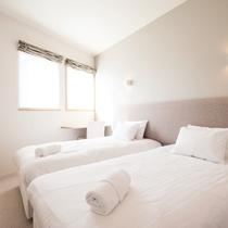 *3ベッドルームハウス/ベットルーム(一例)3ベッドルームスタンダードはエアコンは付いておりません