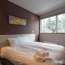 *5ベッドルーム【Fuji】/ベッドルーム(一例)