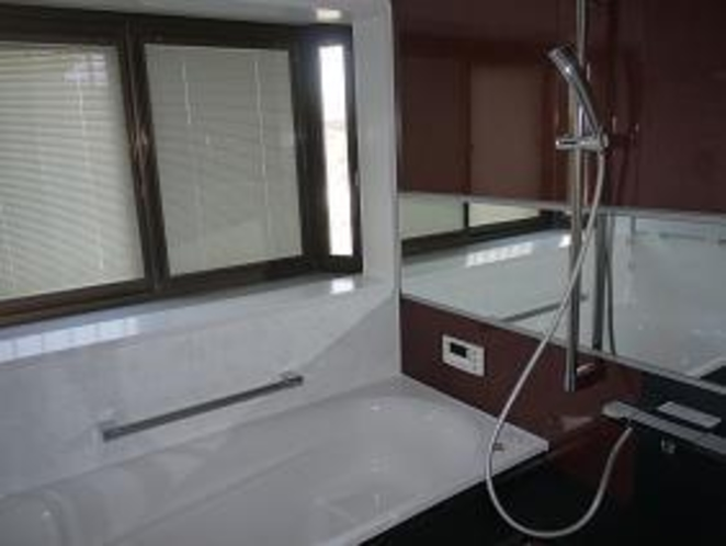 浴室 ボディソープ、シャンプー、リンス有