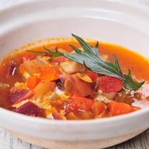 ≪プレミアム限定≫季節の野菜スープ