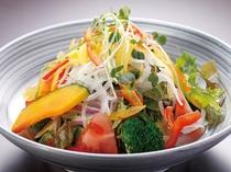 楽屋の10菜サラダ