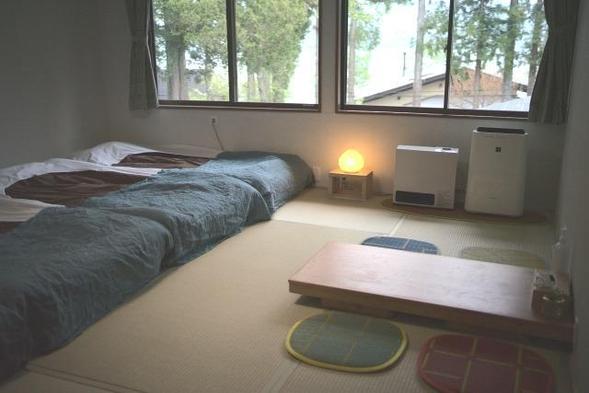 【直前割!40%OFF】レイクビューファミリールーム素泊まりプラン!