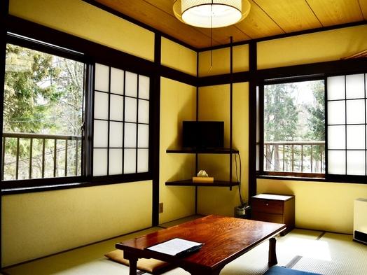 【個室 直前割40%オフ】和室(湖側 角部屋)素泊まりプラン!