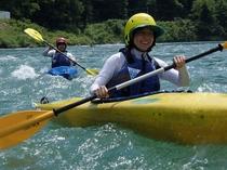 【アクティビティ】2dayカヤックツアーは川下りまでやります!