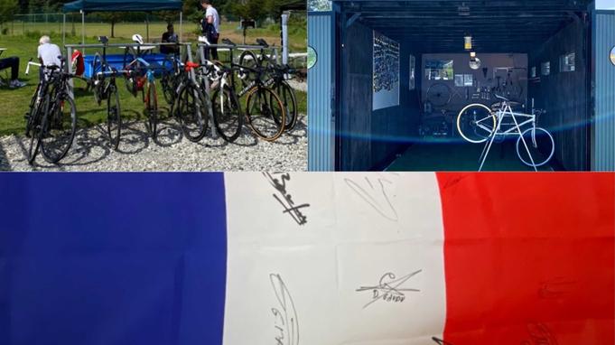 【サイクリスト限定】ロードレースフランス代表■宿泊記念プラン〜お得な3大特典付き〜
