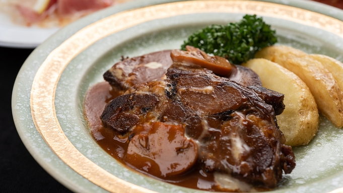全9〜11品/スタンダードコース(洋食)お箸で食べる温泉フレンチ◆2食付