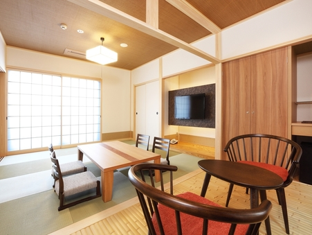 【別邸201号室】奈良町情緒和室15畳◆禁煙(檜風呂付)