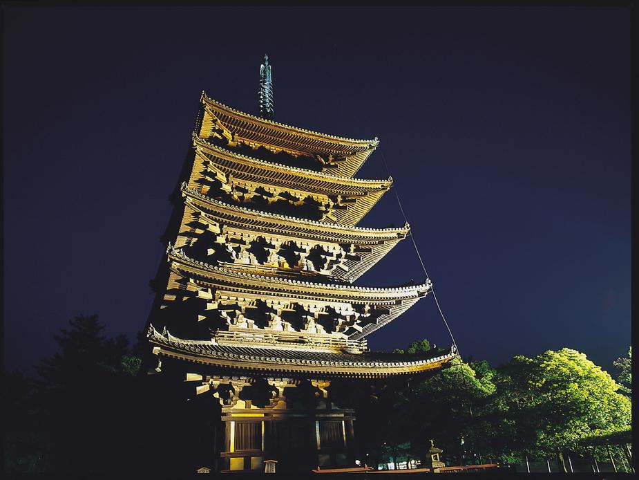 興福寺まで徒歩10分