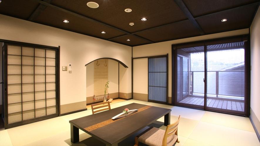 奈良町情緒和室(一例)