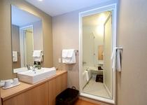 新棟別館 スイート 40㎡ バスルーム