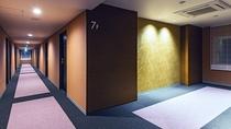 新棟別館エレベーターホール