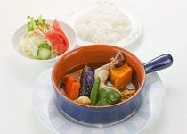 【レストラン ヒビンカ】 スープカレー