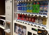 新棟別館:自動販売機