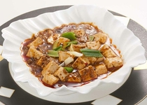【レストラン ヒビンカ】 麻婆豆腐