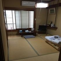 和室6畳タイプの一例です。