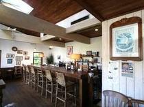 サウスカフェ内部