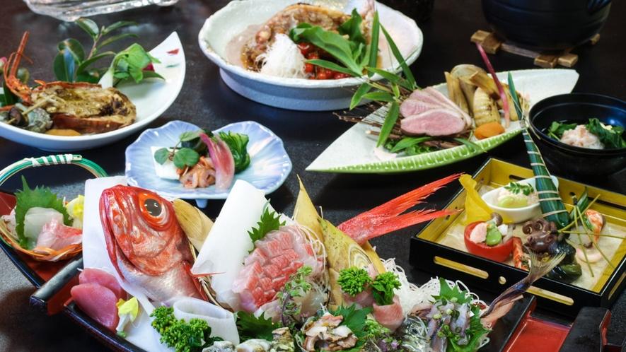 【くつろぎの和室】料理 2000