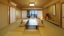 【本館 雲海】2階 15畳和室 個室露天風呂付