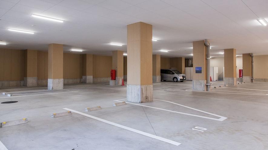 駐車場(要電話予約)