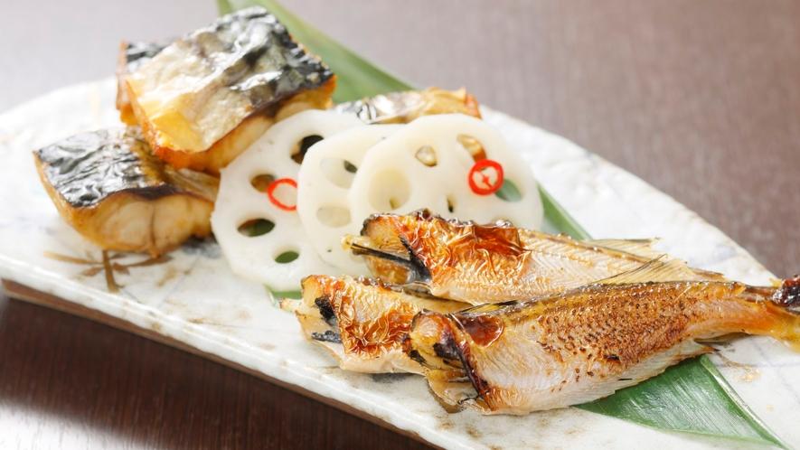 【金澤じわもん料理】旬魚のいしる焼き