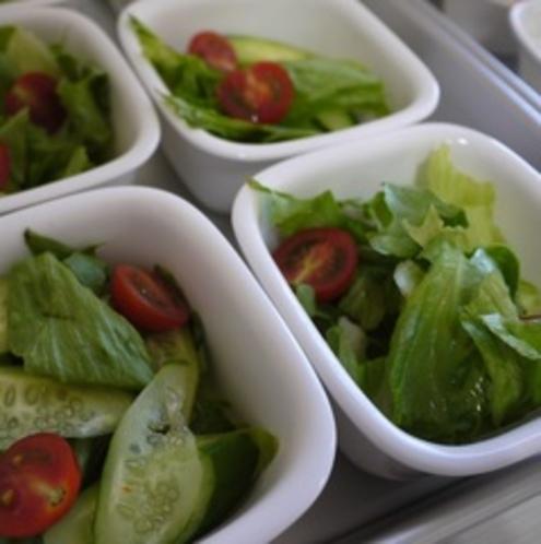 朝食の一例☆サラダの小鉢☆