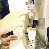 コーヒーマシーン1