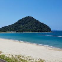 【日本海絶景☆客室】からの眺望