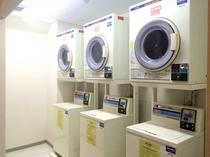 ランドリーコーナーランドリーコーナー■洗濯機1回200円、乾燥機30分100円■洗剤50円(フロン
