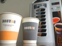ドトールコーヒー自販機