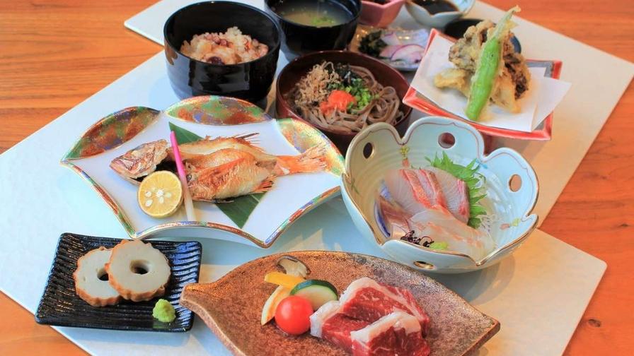 出雲を楽しむ■夕食「ことのは膳」と朝食付きプラン