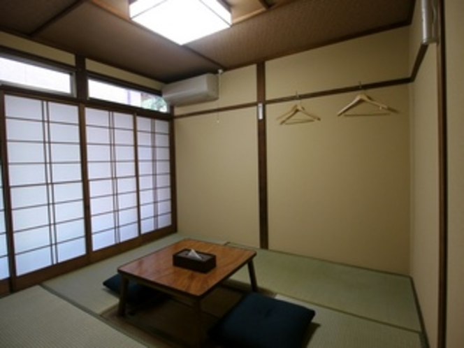 4.5畳和室ダブル(バス・トイレ共用)