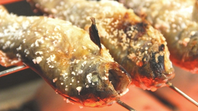 大好評!南信州ふるさと料理&岩魚の骨酒付き プラン【温泉】