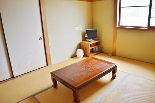◆和室6畳◆夕食は地元の山海の幸★美都温泉無料チケット付