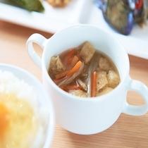 無料健康朝食⑨【スーパーホテル新宿歌舞伎町