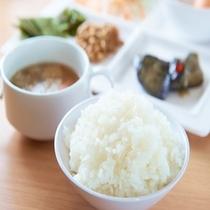 無料健康朝食⑦【スーパーホテル新宿歌舞伎町