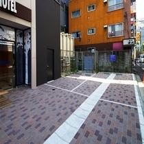 駐車場【スーパーホテル新宿歌舞伎町】