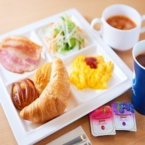 無料健康朝食⑥【スーパーホテル新宿歌舞伎町