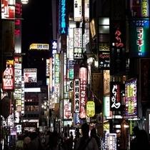 歌舞伎町一番街から③【スーパーホテル新宿歌舞伎町】