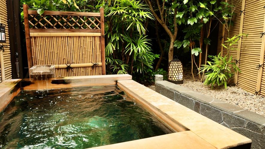 雫 檜風呂