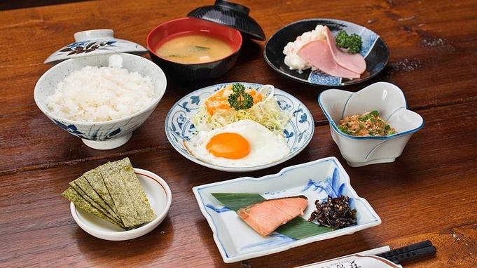 【朝食付】朝食には名産、水戸納豆!ほっと安心できる家庭の朝ごはん