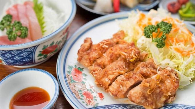 【2食付】メイン料理を-1品でお得に泊れる♪低価格の食欲の進む和食│ご飯と味噌汁おかわり自由