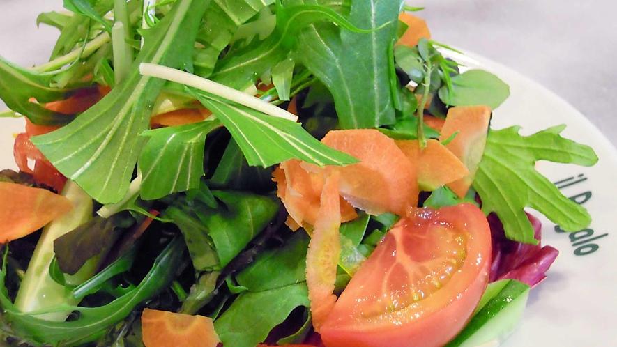 ・鮮度抜群!みずみずしい野菜をご堪能ください