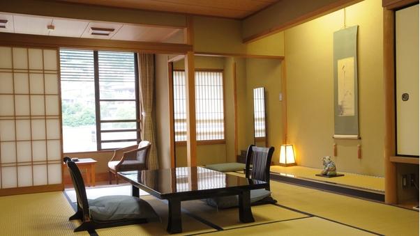 スタンダード客室(和室10畳+広縁)