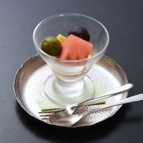 【水菓子】