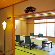 「嵯峨乃亭」/個室でお食事を愉しみたいお客様にピッタリです。