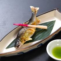 【焼物】鮎塩焼き