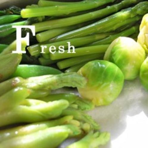 フレッシュ野菜下準備