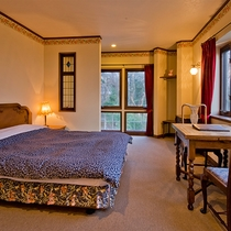 ◆101◆建物の中でも1部屋だけ隣の部屋と隣接していないプライベート重視のゲストルーム